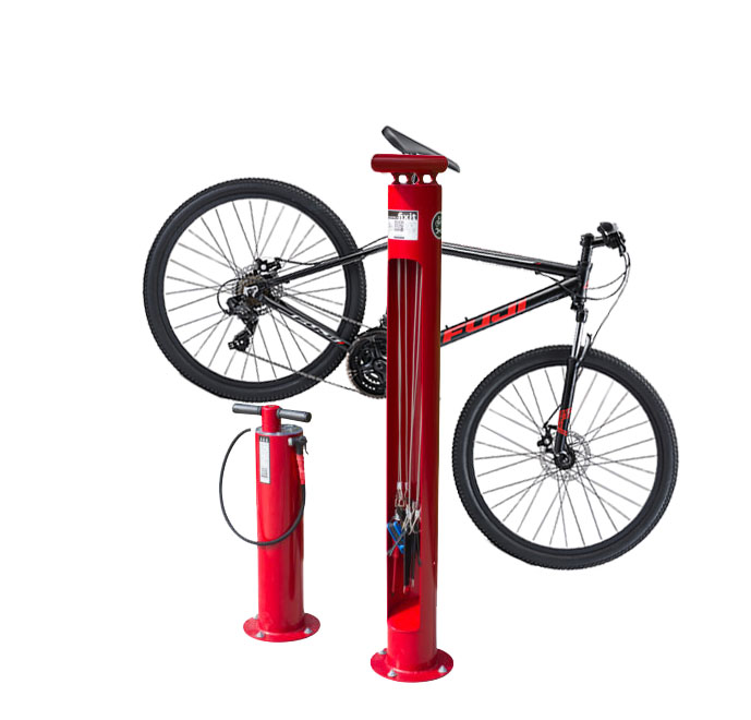 Apartments & houses, rent & investment - bike repair stations