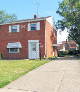 3 Bed – 1 Full Bath Home for Rent in Euclid | Impressively Renovated!
