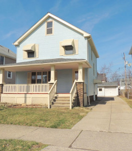 3 Bed – 1 Bath Colonial for Rent in Euclid | Fantastically Renovated!