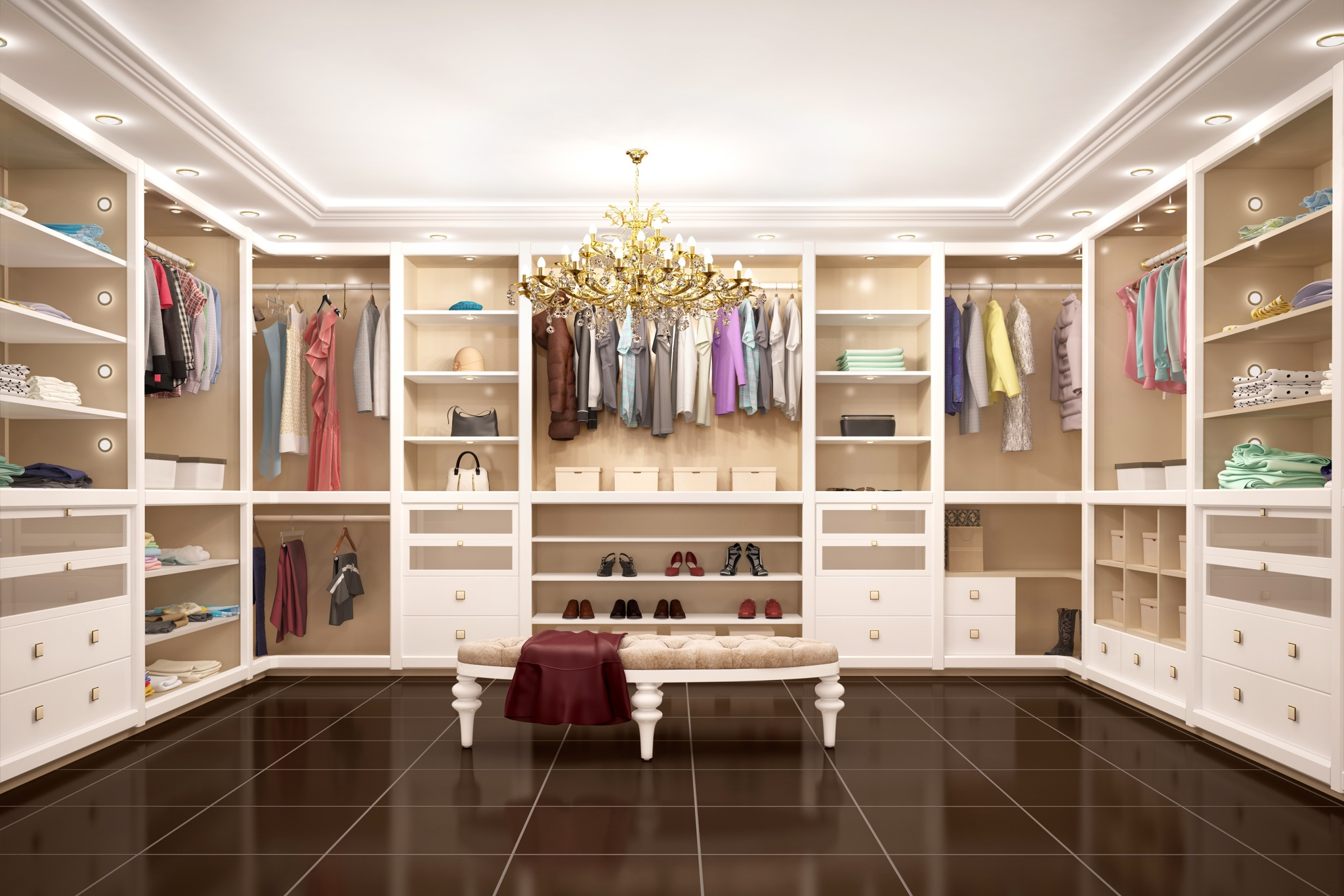 , Turn Wasted Space into the 5th Ave. Boutique of Your Dreams!