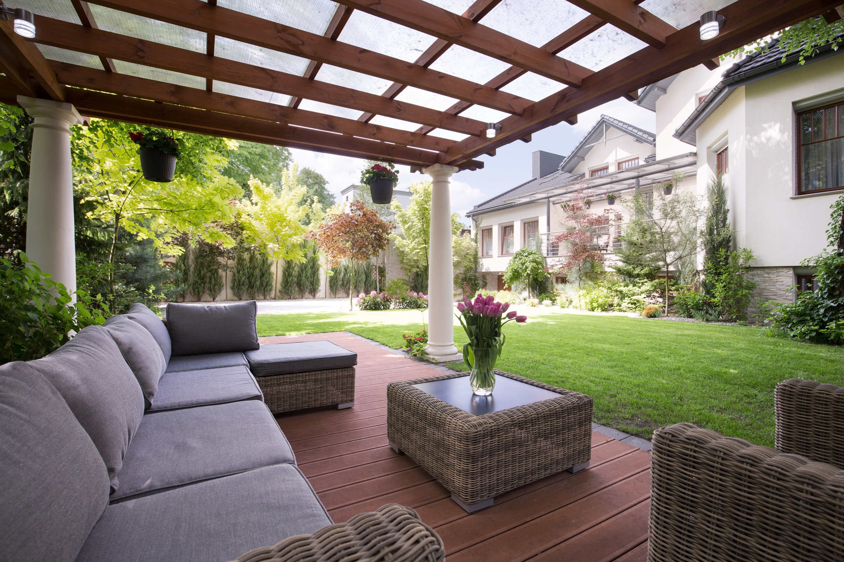 , Enhancing Your Backyard With a Deck, Patio, or Outdoor Kitchen