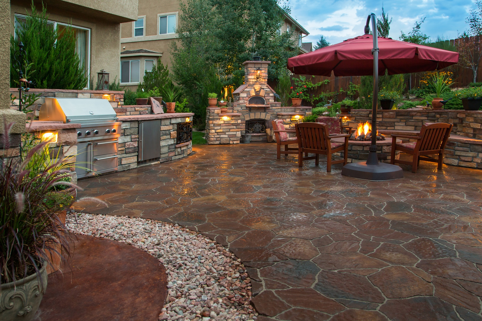 , 3 Things to Consider When Designing Outdoor Living Spaces