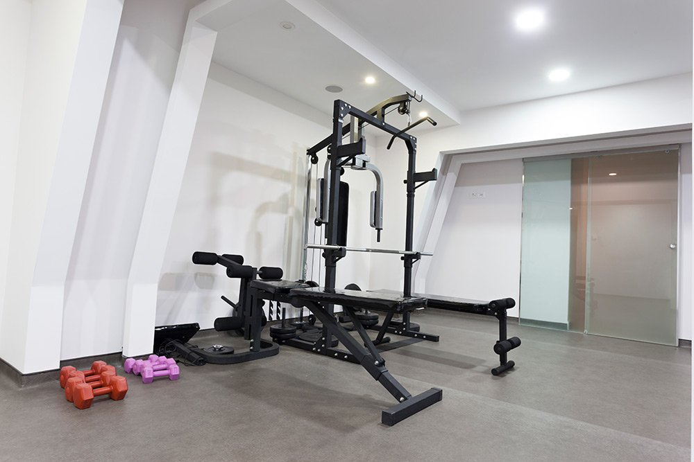 Build a New You by Turning Your Basement Into a Home Gym