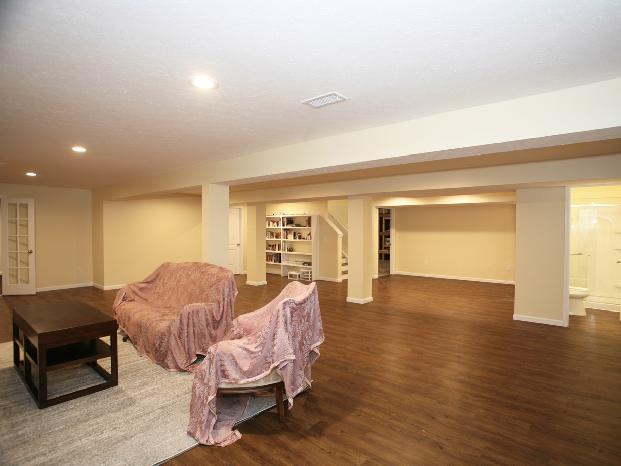 Remodeling Resolutions: Finish Your Basement in 2018
