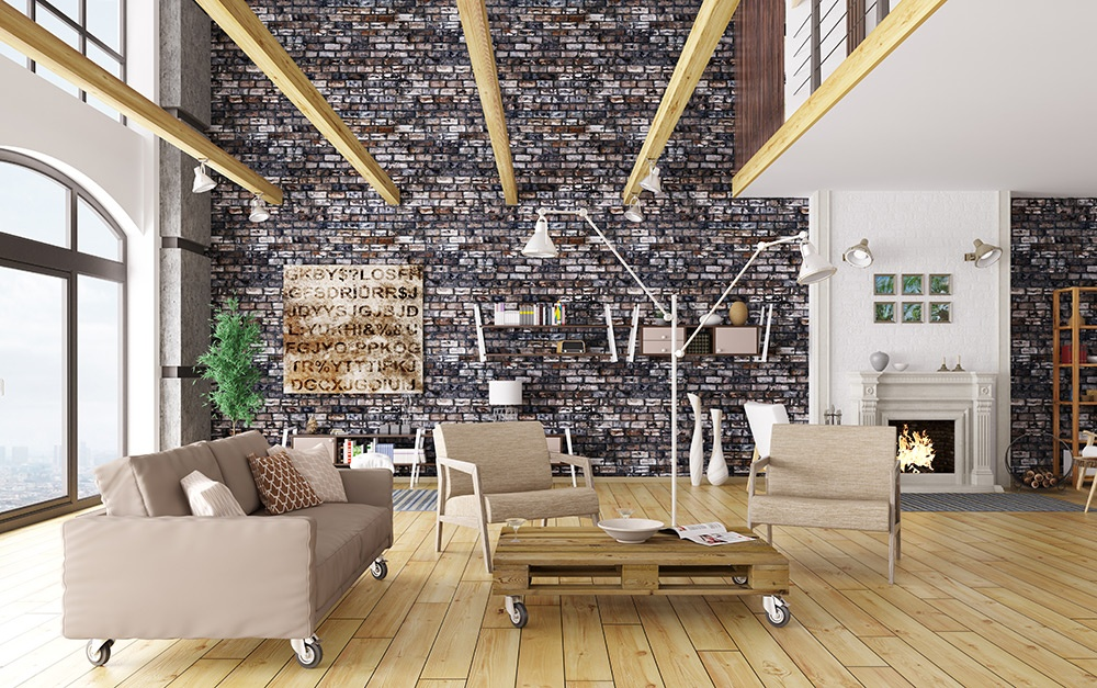 , Making Your Home Historic With Vintage Industrial Style