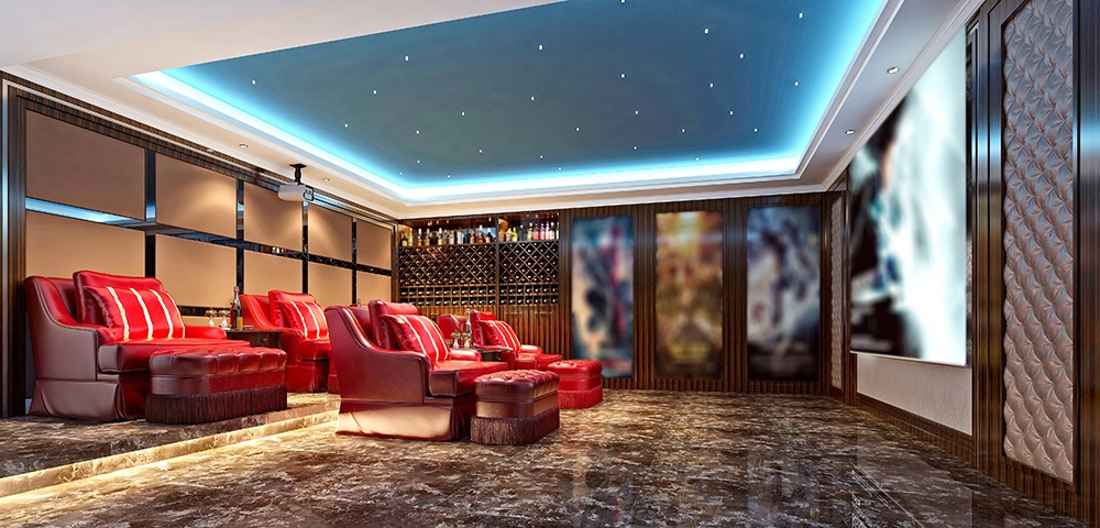 , Choosing the Basement Home Theater Layout That Works for You