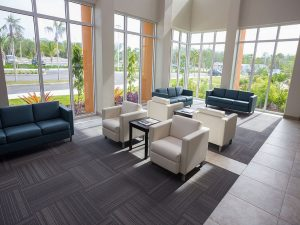 Revamped Waiting Area