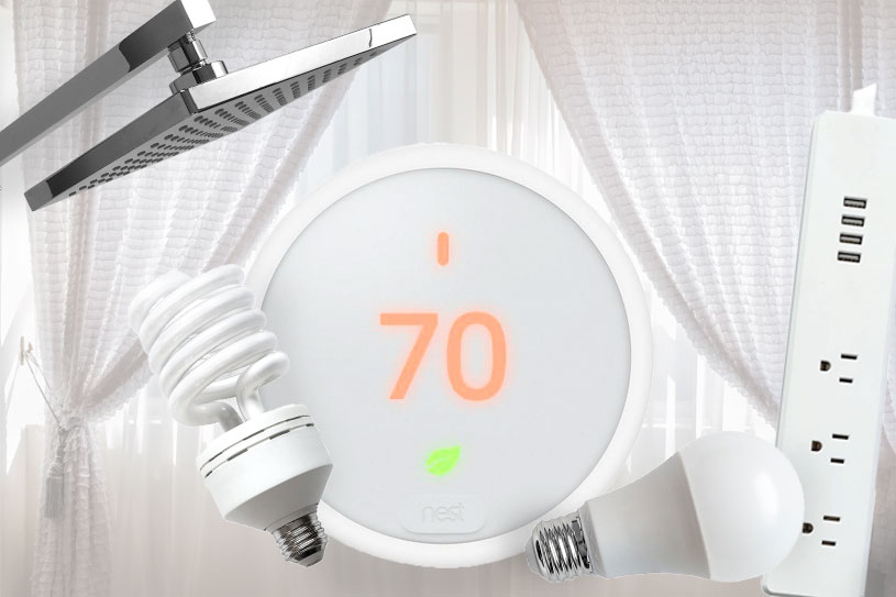 How To Save Money On Utilities - LED or CFL Lightbulbs