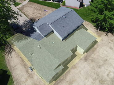 1,223 Sq. Ft. First Floor Home Addition & Remodel – Mentor, Ohio
