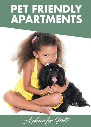 Pet Friendly Apartments
